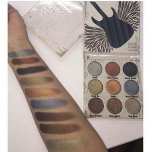 Crown Pro | Glam Metals Eyeshadow Palette